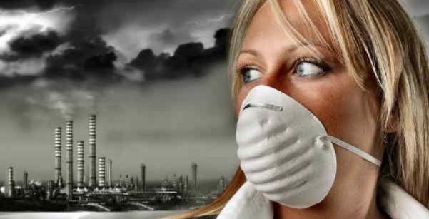 air-pollutin